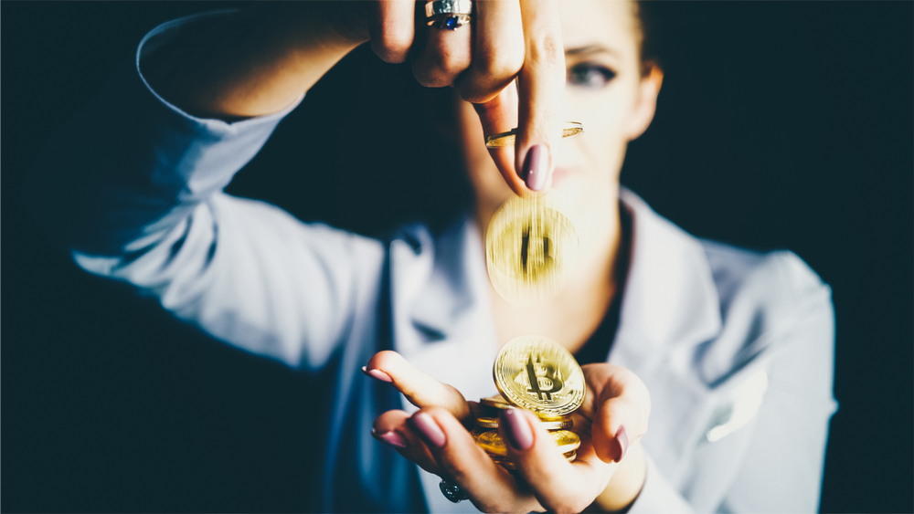 Crypto Interest Among Women Has Doubled Since December