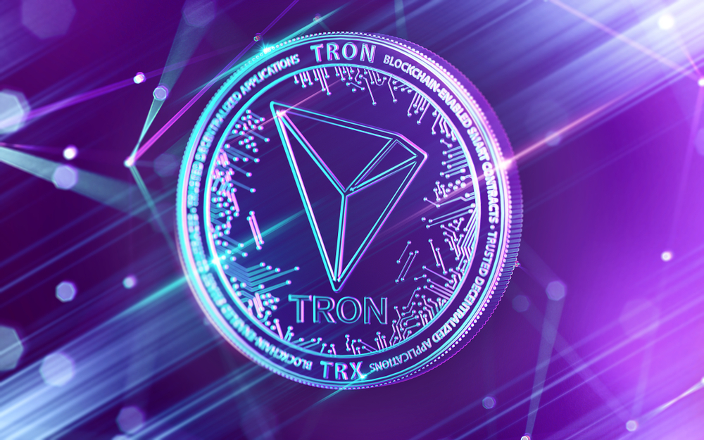 NullTX TRON Price Bullish