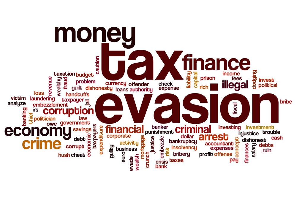 cryptocurrencies tax evasion