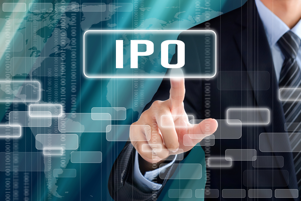 Recent ipo stocks blockchain
