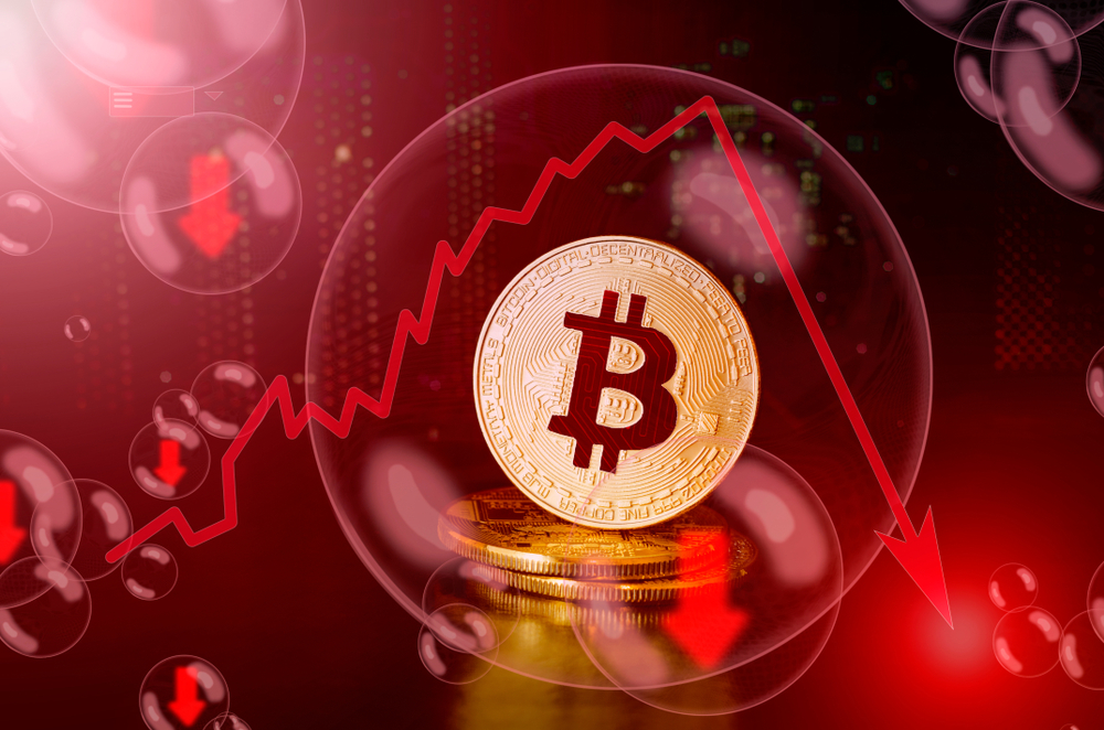 Bitcoin Price Watch: Currency Drops Like a Hot Potato Amidst Alleged Volatility Low