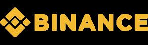 binance logo transparent