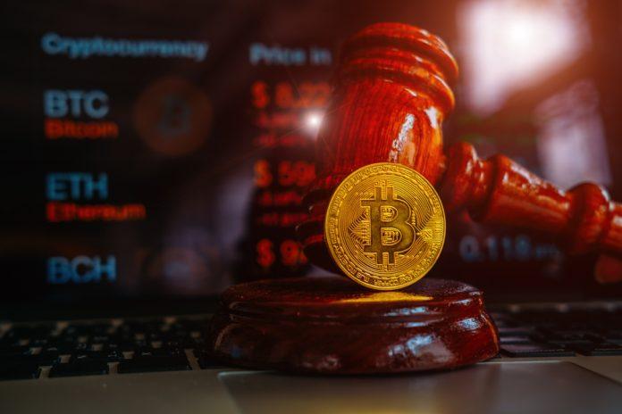 régulation cryptographique