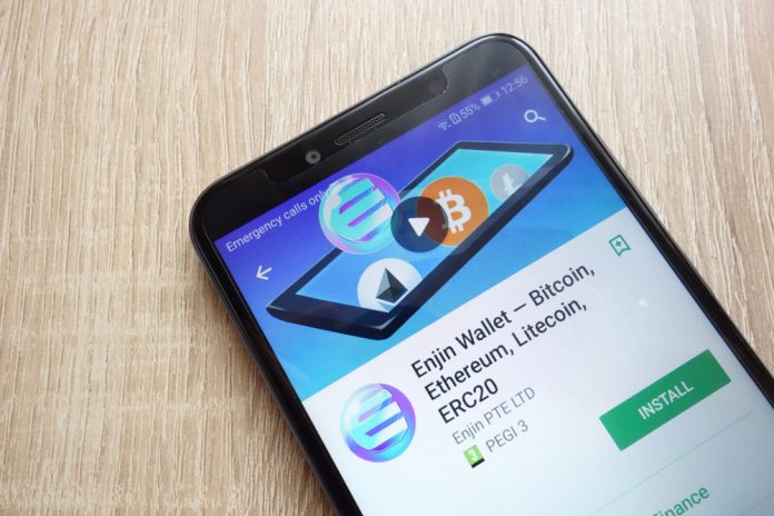 enjin android wallet