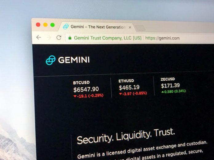 gemini trust company