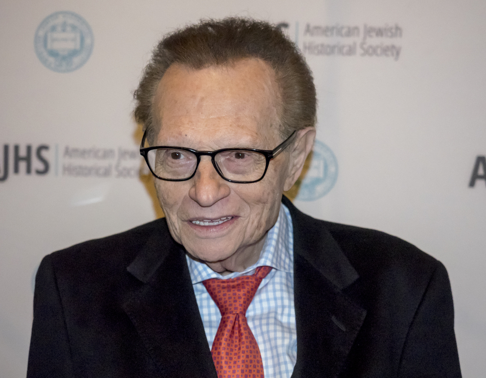 larry king blockchain