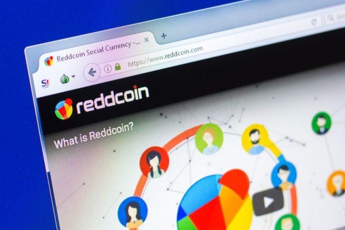 reddcoin website