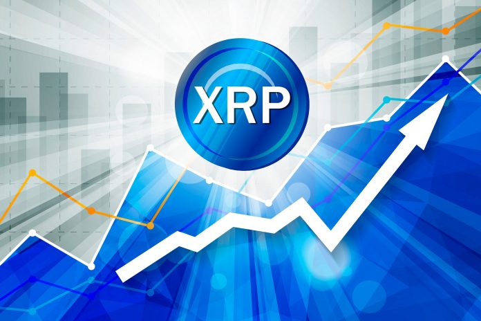 ripple price up