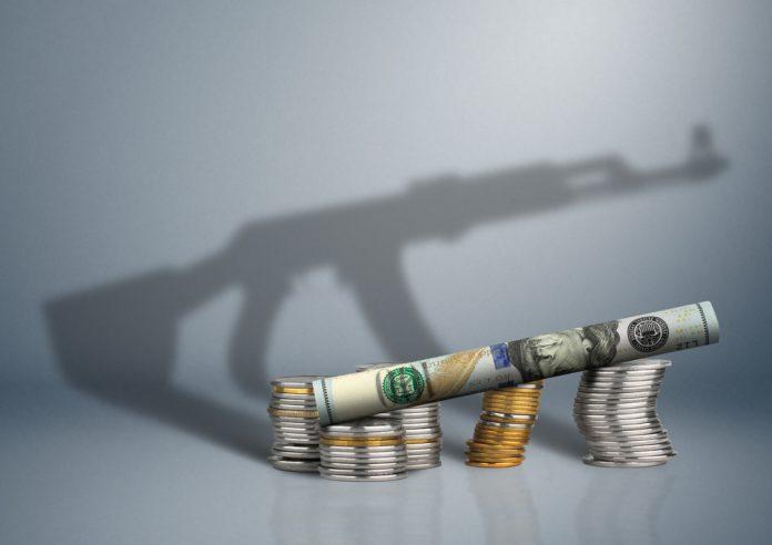 NullTX Terrorist Funding no Cryptocurrencies