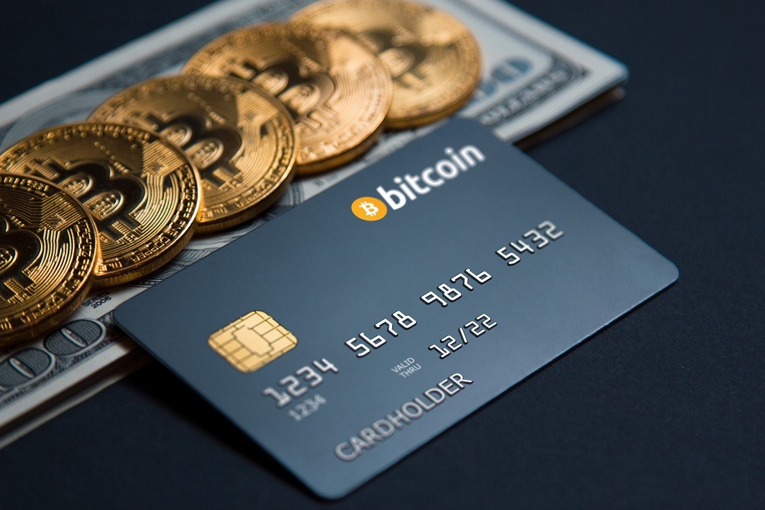 Transfer cryptocurrency to prepaid card
