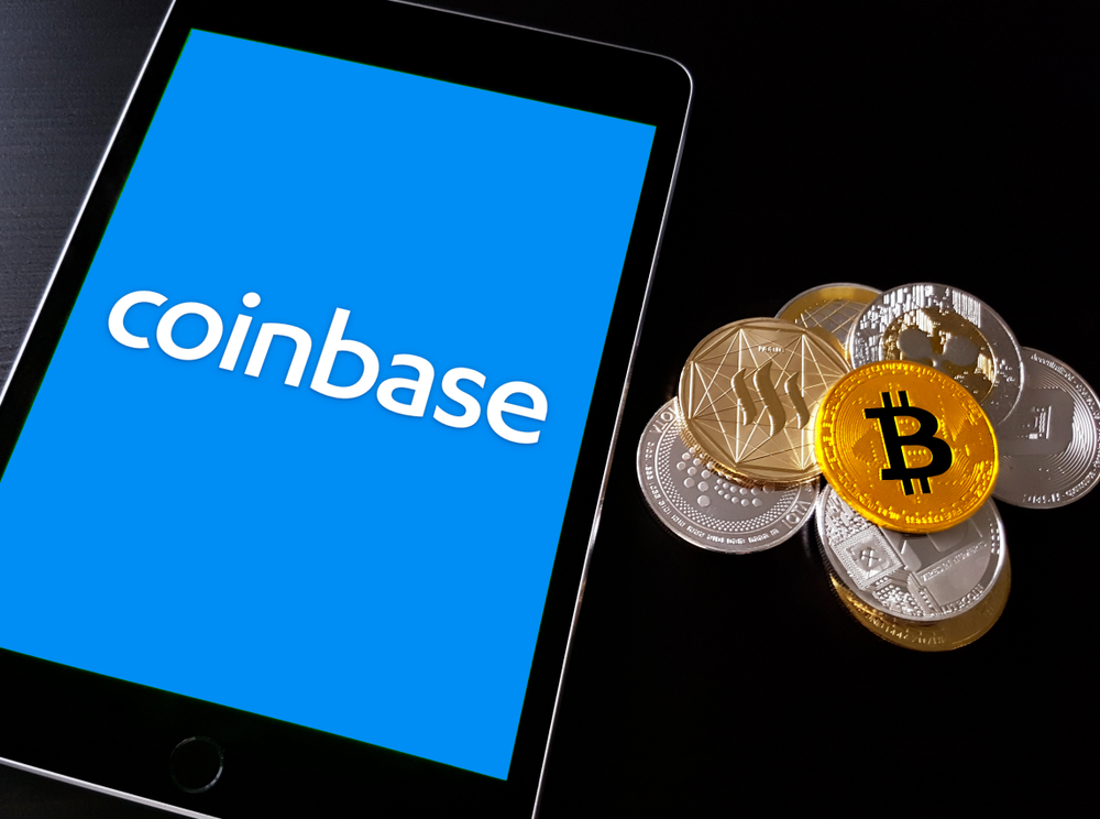 coinbase lists tokens