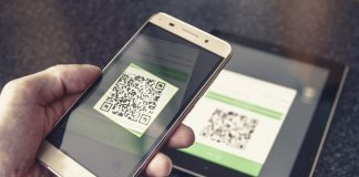 crypto transaction qr code