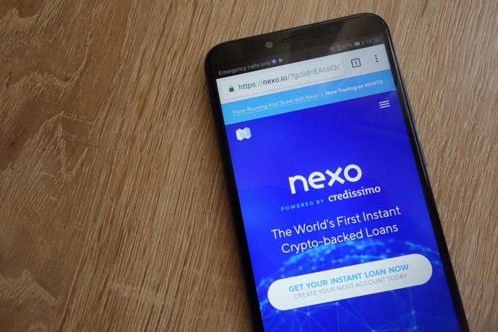 NullTX Nexo Price Rise