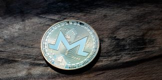 NullTX Monero Price Q4 2018