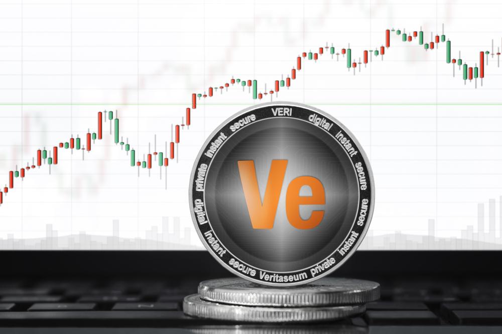 NulLTX Veritaseum price Uptrend