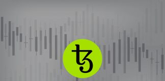 tezos stock price
