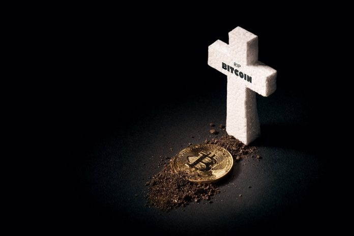 bitcoin dead