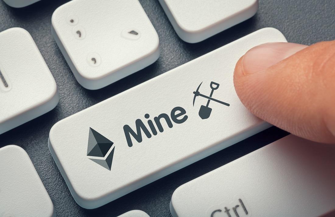 illegal ethereum mining