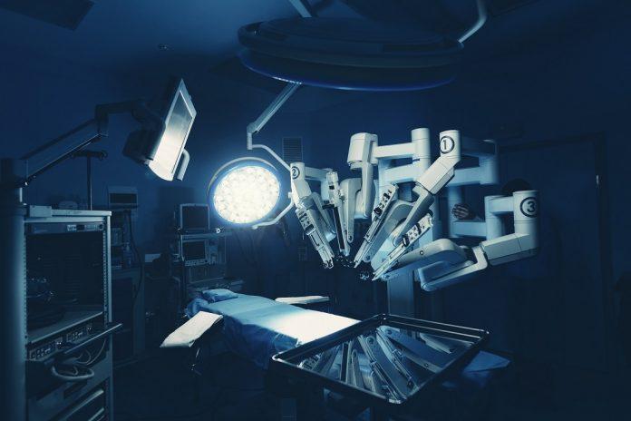 robot surgery death