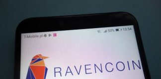 NulLTX Ravencoin price Surge