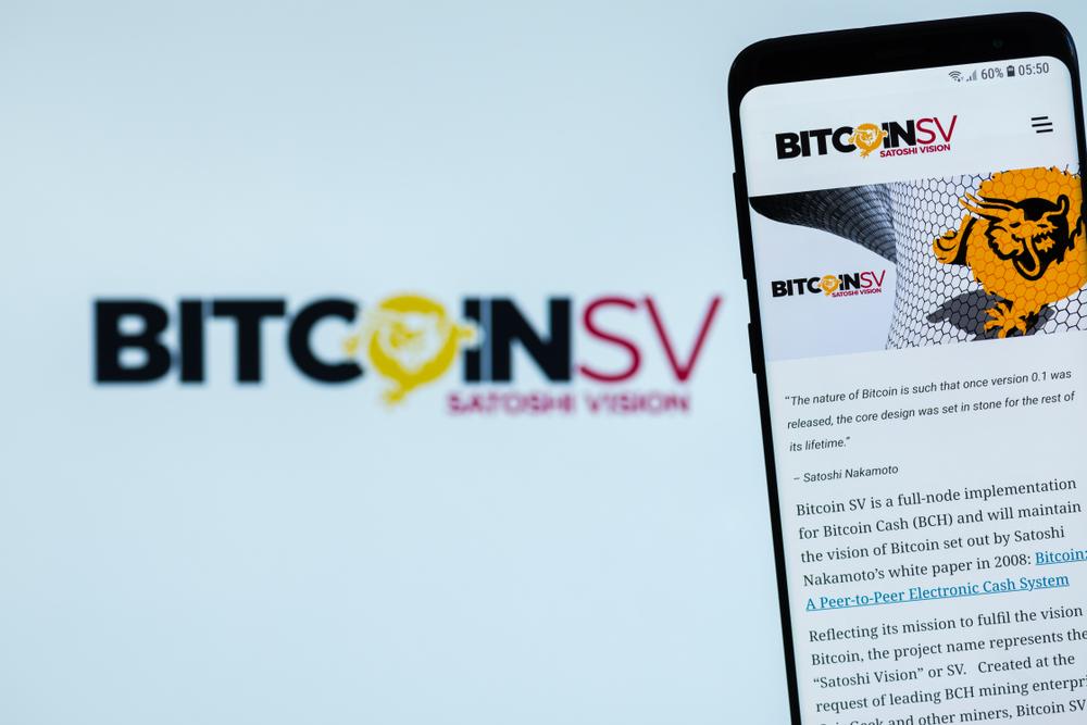 NullTX Bitcoin SV Price $100