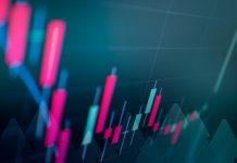 stock price down