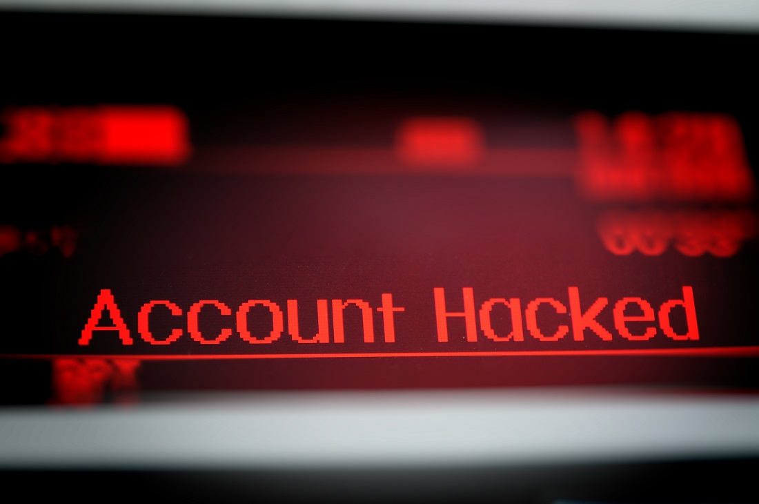 hacked account darknet