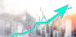 cryptocurrency market cap up 10%