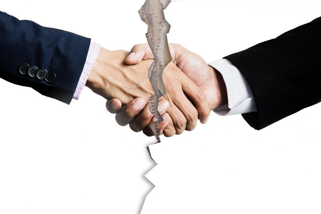 dissolution partnership