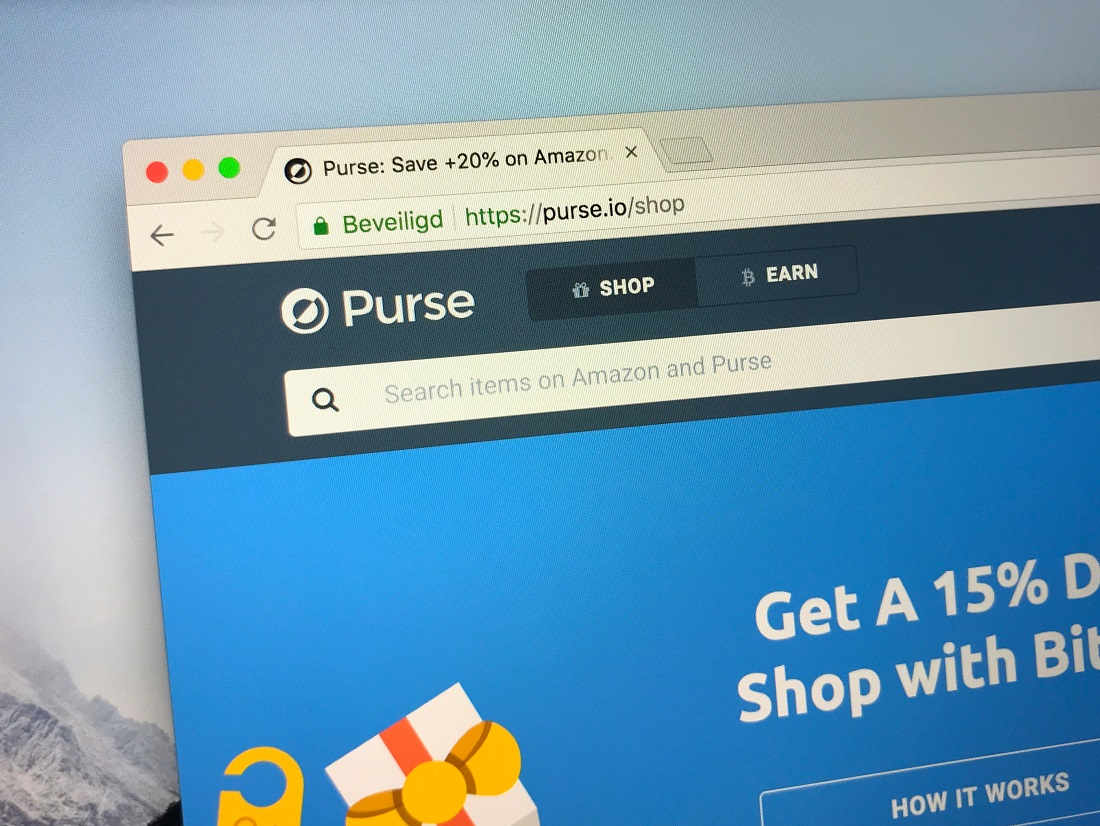 Purse.IO website