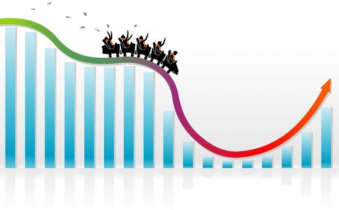 crypto roller coaster