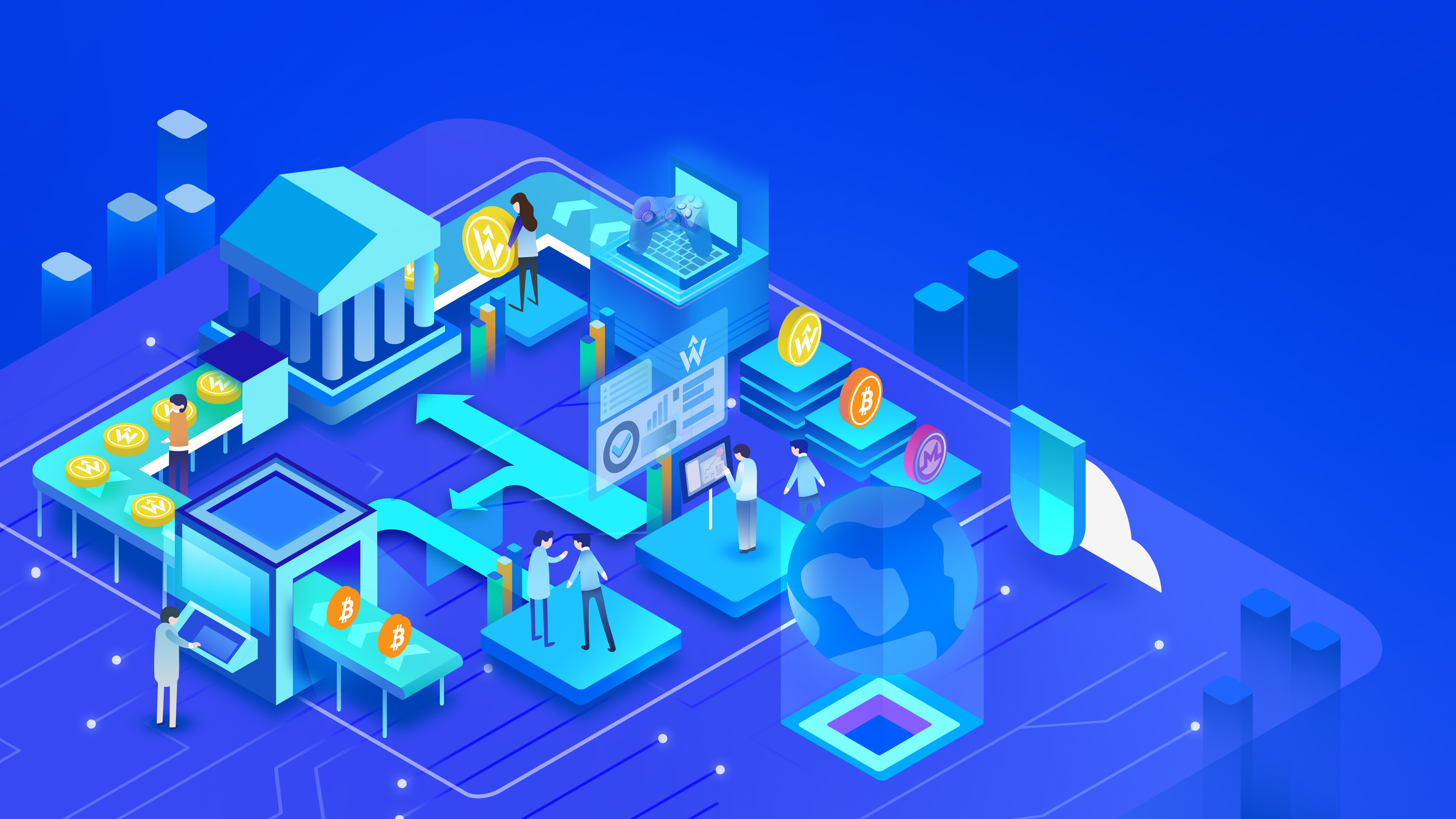 World open network platform