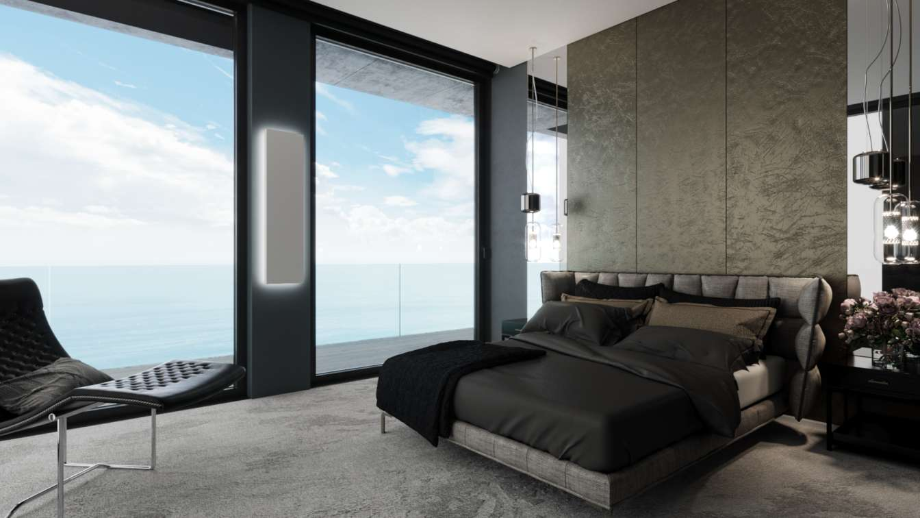 Bedroom heating saitre