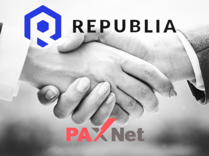 paxchain partnership