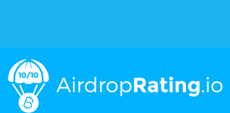 airdroprating.io logo