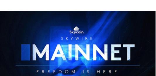 skycoin mainnet