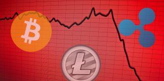 bitcoin litecoin ripple's xrp price analysis