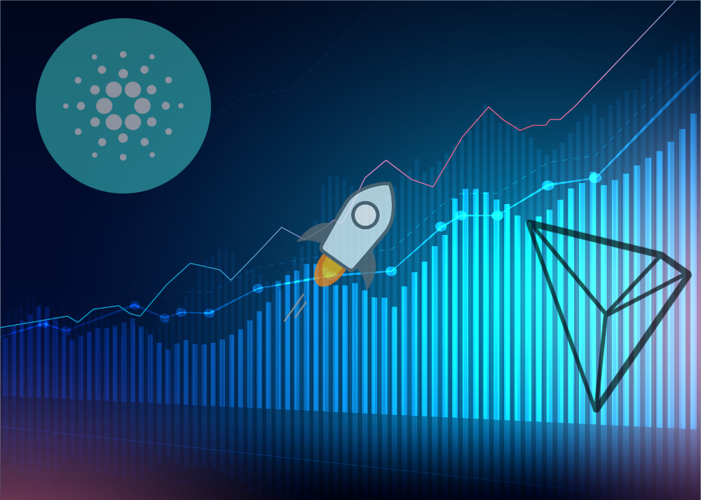 tron cryptocurrency price chart