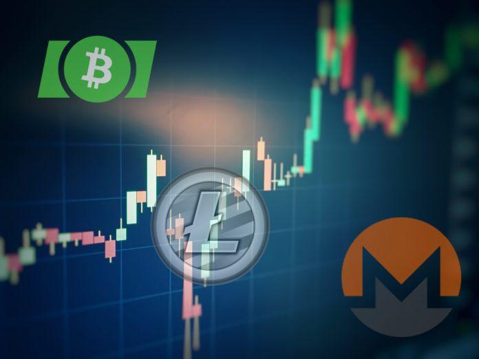 bitcoin cash litecoin monero price analysis