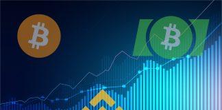 bitcoin bitcoin cash binance coin price chart