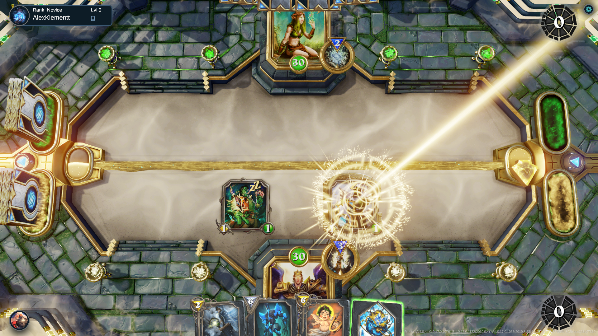 godsunchained arena