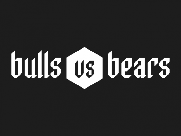 bullsvsbears logo