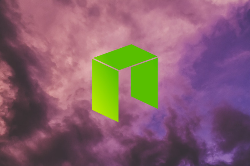 neo cryptocurrency logo featured