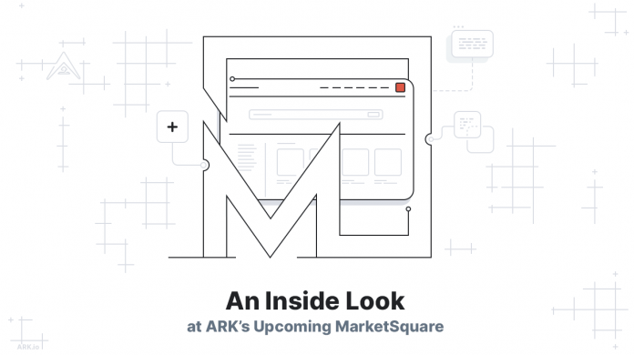 NullTX Ark.io marketsquare