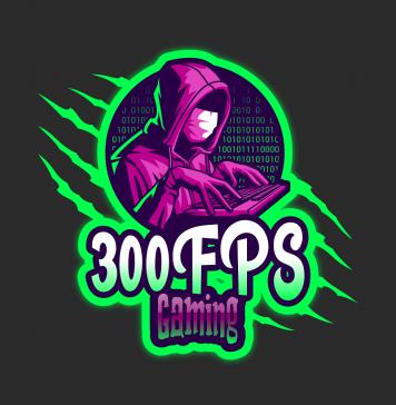Team 300FPS logo