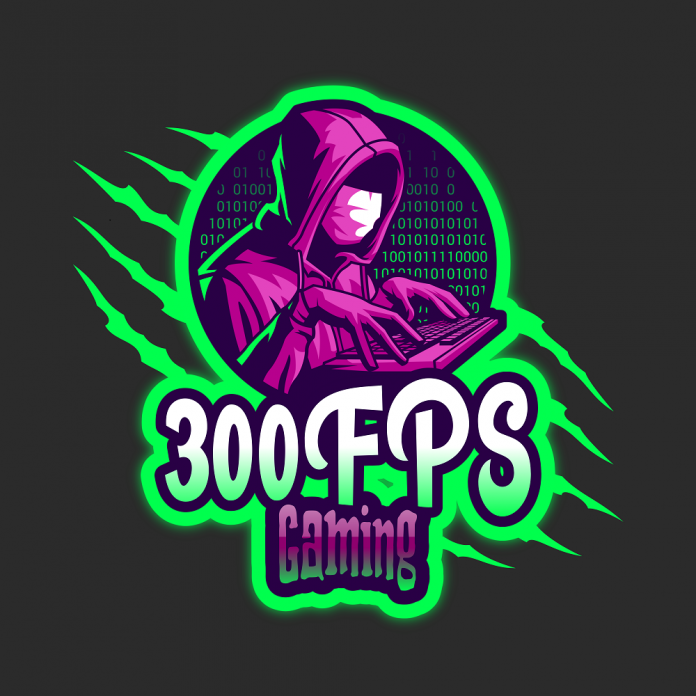 Team 300FPS logo