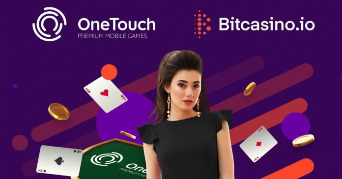 NullTX Bitcasino oneTouch