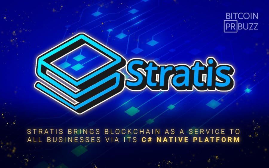 Stratis Brings <bold>Blockchain</bold> as a Service to All Businesses via its C# Native Platform » NullTX