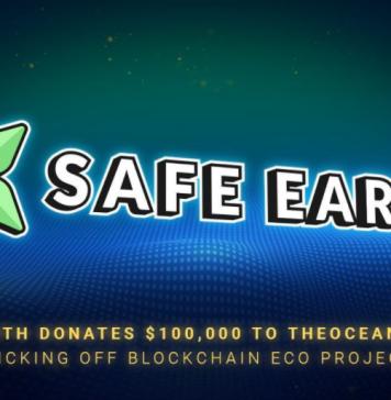 CryptoMode Safe Earth