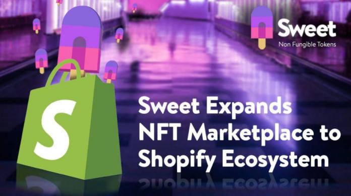 Sweet NFTs Shopify
